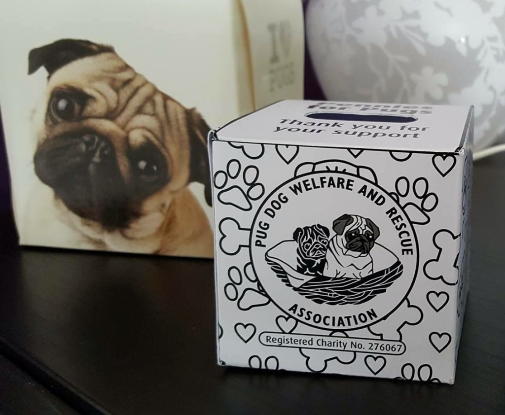 Pennies for Pugs Appeal